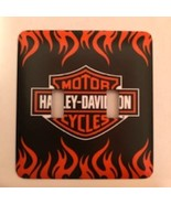 Harley Davidson Metal Switch Plate Double Toggle - $10.50
