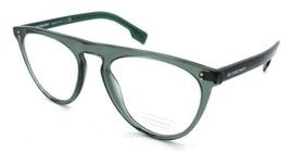 Burberry Sunglasses BE 4281 3781/1W 54-21-145 Green / Clear Made in Italy - $105.06