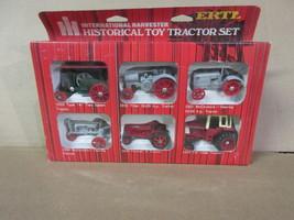 Vintage Ertl International Historical Set 1/64 Scale - $10.00