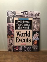 Newsweek - 1000 Events That Changed The World By Rand McNally (PB, 2000) - $6.92
