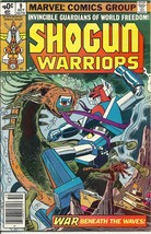 (CB-3) 1979 Marvel Comic Book: Shogun Warriors #9 { Starchild App. } - $6.00