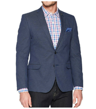 Nick Graham New York Cut Blazer, 38R, 420 Blue - $49.49