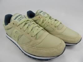 Saucony Jazz Low Pro Original S2866-217 Size 9 M EU 42.5 Men's Running Shoes Tan