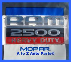 NEW 2007-2012 Dodge Ram 2500 HEAVY DUTY Door Emblem, Cummins Diesel, OE Mopar - $81.95
