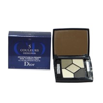 DIOR 5 COULEURS DESIGNER ALL-IN-ONE ARTISTARY PALETTE 6G #308 KHAKI DESI... - $55.44