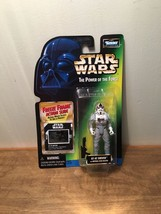 Star Wars Power of the Force AT-AT Driver (Kenner, 1998) New on Card - $17.81