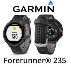 Garmin Forerunner 235 GPS Running Sport Watch Wrisr-based Heart Rate Black&Gray - $285.39
