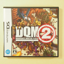 Dragon Quest Monsters DQM: Joker 2 (Nintendo DS, 2010) Japan Import - $8.97