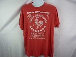 Sriracha Hot sauce T-Shirt Size XXL - $3.00