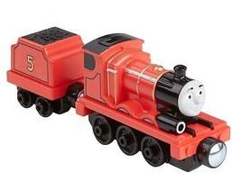 Fisher-Price Thomas The Train Take-N-Play Talking James NEW - $12.50