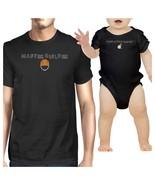 Master Builder Demolition Expert Dad and Baby Matching Black Shirts - $29.99