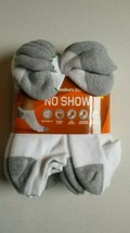 Member's Mark 10-Pack No Show Sport Socks white Size 6-12 - $20.99