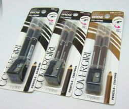 COVERGIRL EASY BREEZY BROW Brow Pencils 0.06oz/1.7g Choose Shade - $5.45