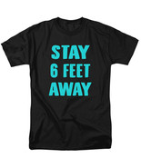 2020 Virus Outbreak Social Distance Stay 6 Feet Away Adult T Shirt  - €19,53 EUR - €25,51 EUR