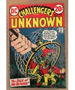 Challengers Of The Unknown #78 DC Comic Book FN Condition 1973  - $13.64