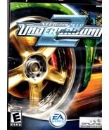 PlayStation 2 - Need For Speed Underground - $7.95