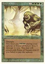 Magic: The Gathering 3rd Edition - Force of Nature - $0.65