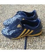 Adidas Predator Blue & Gold - Size 5.5 - 753001 Art 075706 - $29.99