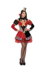 Queen of Hearts Costume - $32.95