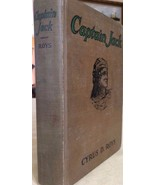 """""""CAPTAIN JACK"""" A STORY OF VERMONT ANTIQUE BOOK COPYRIGHT 1909 HARDCOVER ... - $6.35"""