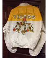 Missouri Tigers Tyvek Windbreaker Jacket Phillips 66 Big8 Basketball XLg... - $37.00