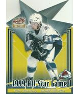 1998-99 Revolution All-Star Die Cuts #7 Peter Forsberg - $4.99