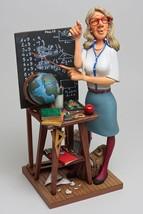 TEACHER figurine - Guillermo Forchino  (FO85531) - $341.55