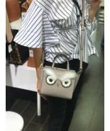 KATE SPADE Owl Mini Hadlee WKRU5677 Carryall Crossbody Star Bright $329 NWT - $154.43
