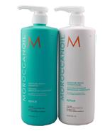 Moroccanoil Moisture Repair Shampoo And Conditioner 33.8 Fl oz - $79.79