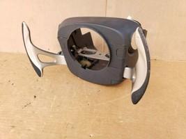 07-08 Infiniti G37 Coupe Auto Trans Paddle Shifter Shift Controls Set W/ Cover   image 2