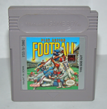 Nintendo GAME BOY - PLAY ACTION FOOTBALL (Game Only) - $6.75