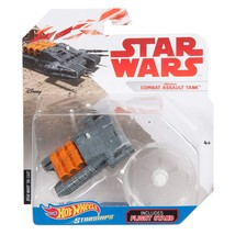 Star Wars Hot Wheels Starships Imperial Combat Assault Tank - $13.99