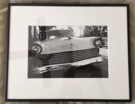 Vintage Ford Fairlane Classic Black and White Photograph Stan Askew Phot... - $55.04