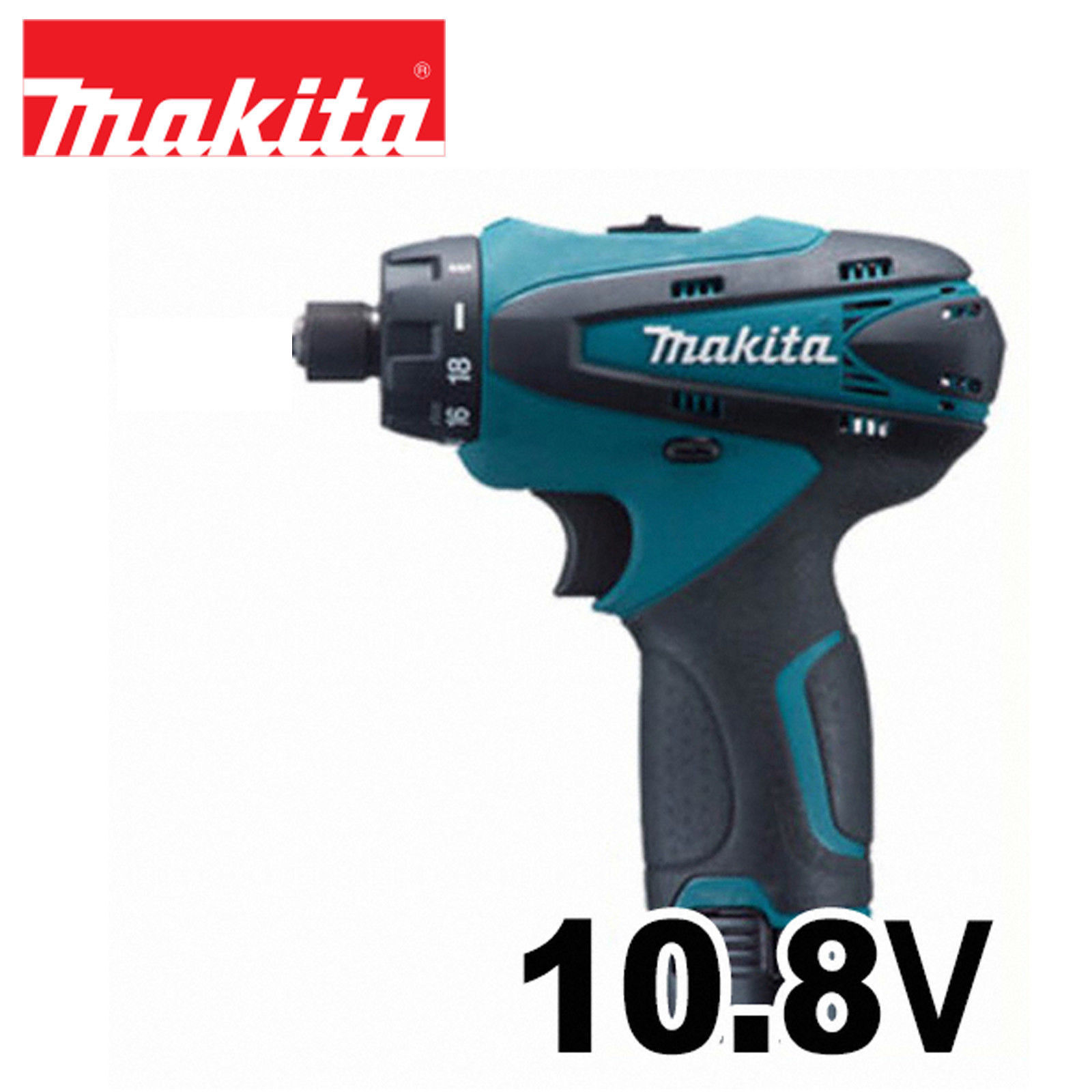 MAKITA DF030DZ – 10.8V 1/4'' LXT Cordless Drill Driver - Body only