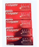 5 new Colgate Optic White Stain Fighter Toothpastes, 4.2 oz each - $7.91