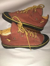 Rare  VANS  Men's Canvas shoes Size 9 MADE IN USA  Vintage  - $297.00