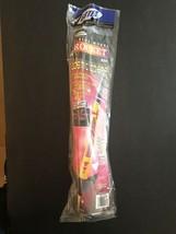 Estes Cosmic Cobra Mint Sealed NRFB Flying Model Rocket Nr Mint Bag - $14.85