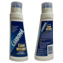 (2) Carbona Stain Wizard Pre Wash Stain Remover 8.4 oz Extra Strength - $28.56