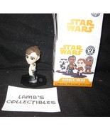 "Disney Star Wars Solo film mystery mini bobble-head Qi'Ra 3 1/4"" funko f... - $9.48"