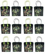 15 PCS Original Disney Ninja Turtle Candy Bags Party Favors Gift Goody Bag - $14.84