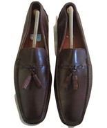 Allen Edmonds Men's Pomona Brown Leather Loafer Shoes Sz 10.5 M.  $275 - $150.47