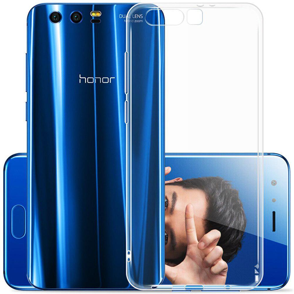 for Huawei Honor 9 /Honor 9 Premium Case Slim Crystal Clear Transparent Soft TPU