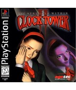 Clock Tower 2 The Struggle Within PS1 Great Condition Fast Shipping - $139.93
