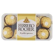 FERRERO ROCHER CANDY HAZELNUT CHOCOLATES 7 OZ by Ferrero Rocher - $16.30
