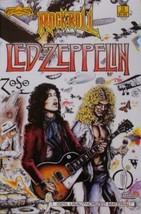 Led Zeppelin Comic (Rock 'N' Roll Comics, 13) [Comic] Greg Fox & Mary Kelleher a - $5.79