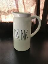 Rae Dunn DRINK Pitcher - $42.54 CAD
