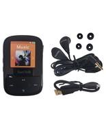 SanDisk Clip Sport Plus 16GB MP3 Player FM Radio Bluetooth Water-Resista... - $38.99