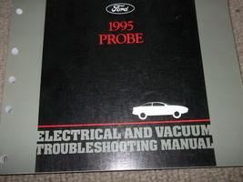 1995 Ford Probe Eléctrico Cableado Servicio Tienda Manual Ewd Evtm OEM 95 - $23.75