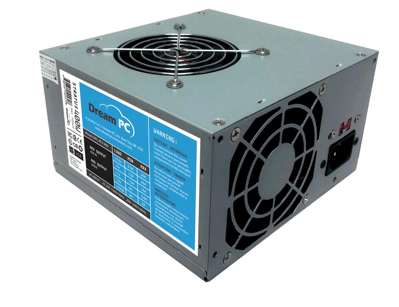 New PC Power Supply Upgrade for Acer Aspire M3910-UR30P Desktop Computer