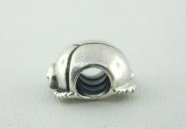 Pandora Sterling Silver Ladybug Bracelet Charm Bead  - $22.76